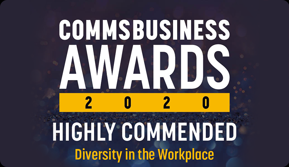 COMMSBusiness Award