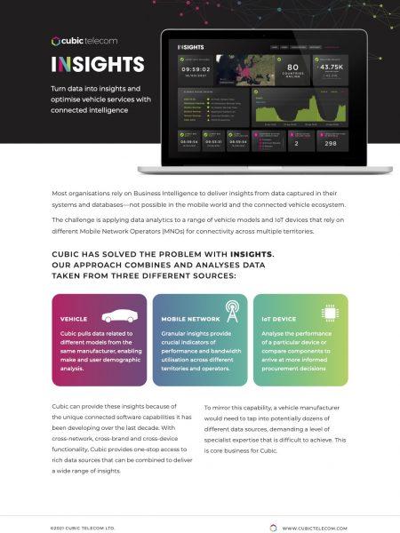 Cubic Telecom_Insights Brochure_PDF_2021